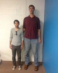 What It's Like to Live as a Seven-Foot-Seven Giant | GQ